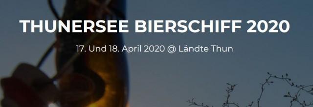 Thunersee Bierschiff - Abgesagt !!!